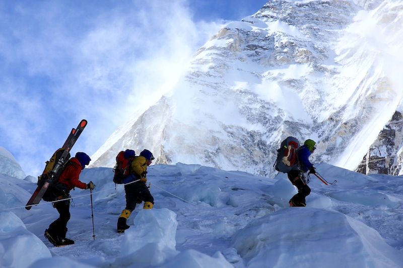 Everest Icefall